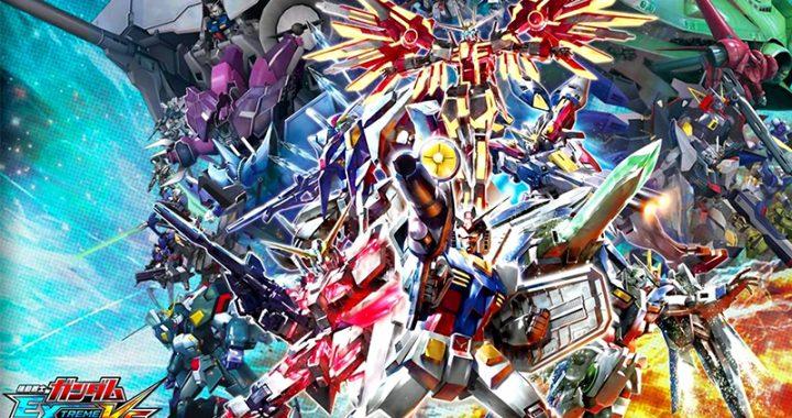 สาวกกันดั้มเตรียมตัวเลย! Bandai ประกาศวางจำหน่าย Gundam Extreme VS. Maxiboost ON
