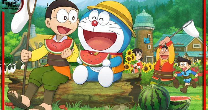 รอกันเลย! Bandai เตรียมออก Doraemon Story of Seasons ใน PS4 พร้อมซับไทยในเกม