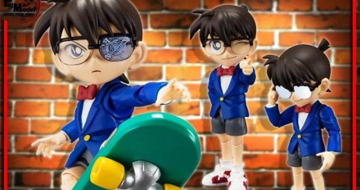 รีวิวฟิกเกอร์ Edogawa Conan อนิเมะ Edogawa Conan จาก S.H.Figuarts
