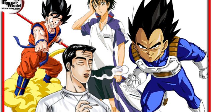 เปิดตัว 8 พ่อพระเอก ในการ์ตูนญี่ปุ่นขวัญใจมหาชน เท่ยิ่งกว่าลูกชายซะอีก