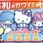 สุดปัง! Hello Kitty คว้ารางวัลประจำปี แชมป์คาแรกเตอร์ SANRIO สามปีซ้อน